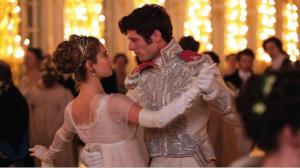 The spellbinding ballroom scene between Natasha and Prince Andrei in War and Peace